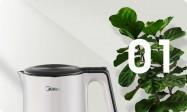美的电热水壶详情页设计_PSD源文件下载